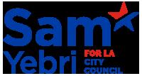 Sam Yebri for City Council logo